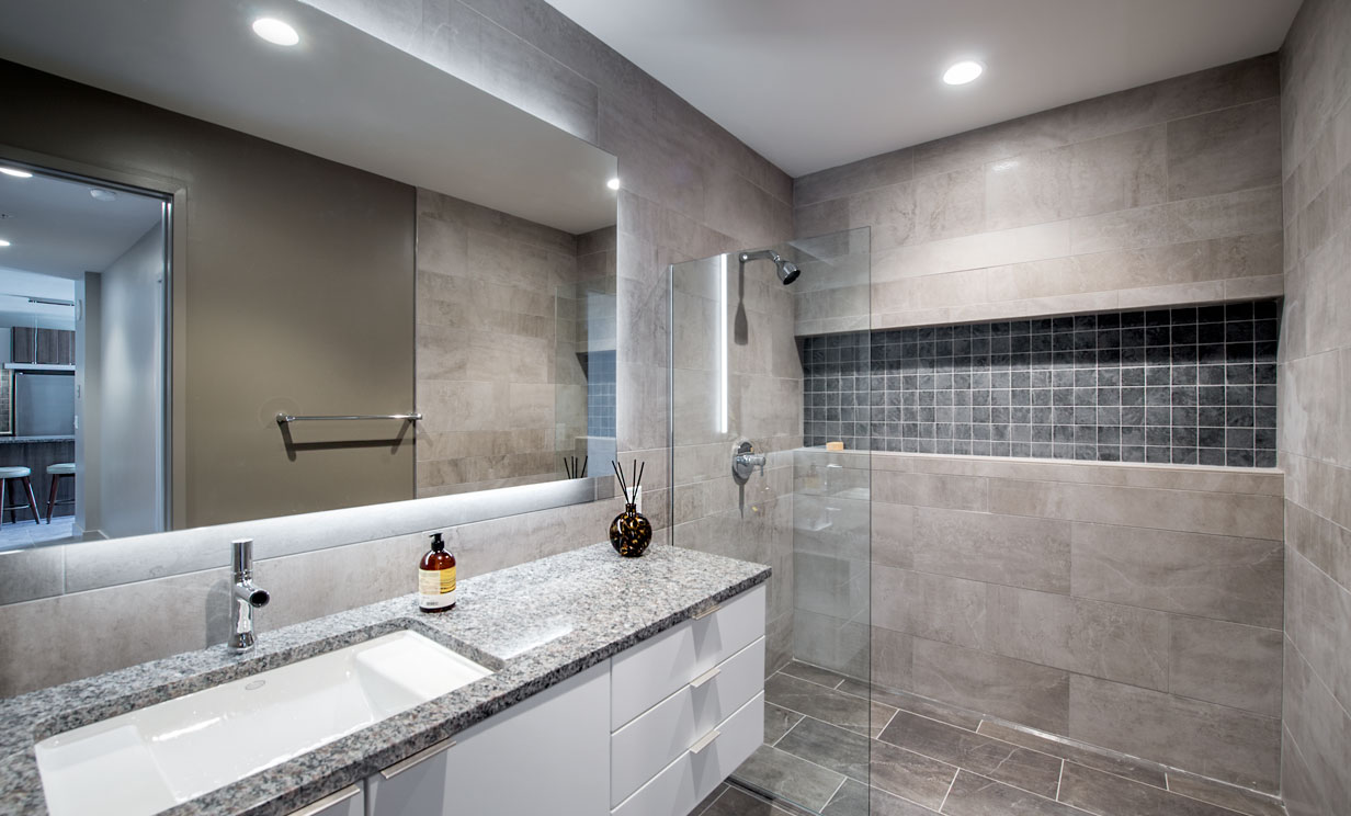 Master Bath - Executive Series